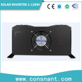 Гибрид одиночной фазы 24VDC 120VAC с инвертора 3/4/5/6kw решетки солнечного