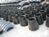 Kolben geschweißtes Kohlenstoffstahl-nahtloses Rohr-Reduzierstück