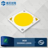 Alto módulo blanco luminoso de la MAZORCA de la intensidad 34-41V 170LMW CRI90 150watt LED