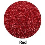 Rollengröße rotes Giltter Wärmeübertragung PU-Vinyl