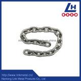 Catena a maglia della bobina della prova dell'acciaio inossidabile DIN766 G30