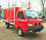 SINOHTC 4X2の小型電気トラック