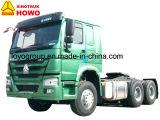 Vrachtwagens van de Verkoop van de Vrachtwagen van de Tractor 371HP van Sinotruk HOWO 6X4 de Hete