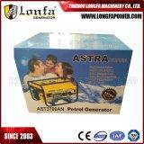 générateur portatif d'essence d'essence de pouvoir de 2.5kw/2.5kVA Astra Corée