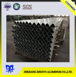6000の空気状態のためのシリーズによって陽極酸化されるアルミニウムプロフィールは、アルミニウムをプロフィールa突き出る熱壊す