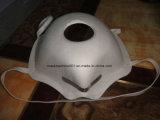 Machine automatique ultrasonique de corps de masque de la cuvette N95 de type rotatoire