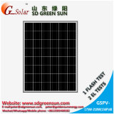24V painel solar poli 180W para a planta solar, sistema residencial