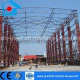 Beweglicher Stahlkonstruktion-Werkstatt-Aufbau