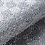 100%Polyester controlla la tenda di acquazzone impermeabile della stanza da bagno del jacquard (02S0017)