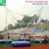 Trampoline de saut à l'élastique gonflable à vendre, Trampoline de soutiens-gorge pour adultes