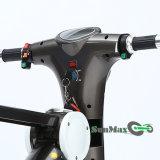 Bicicleta de dobramento cinzenta do motor da cor 36V da parte alta