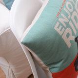 Hersteller-konkurrierende Baumwollleinenweihnachtskissen für draußen