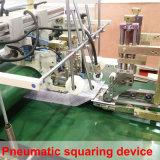 スクエア1100PC RホールダーのGluer自動機械(最大。 速度450m/min)