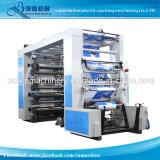 Machine van de Druk Flexo van de hoge snelheid de Plastic