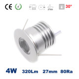 4W 12V 24V Mini Bulb Cabinet Light COB LED Lamp
