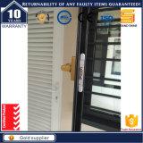 알루미늄 Windows 열 틈 외부적인 여닫이 창 Windows