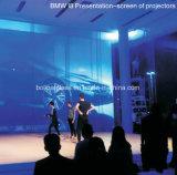 Écran de présentation de projecteur, de glace sèche ou de film