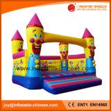 2017 Última inflable castillo hinchable para los niños con obstáculos (T2-213)