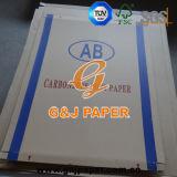 Papier autocopiant de pulpe mélangée dans la taille différente pour l'impression