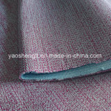 Tela mezclada color del Knit del hilado de Mulit del espaciador del aire