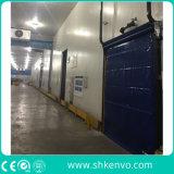 Porte rapide à grande vitesse isolée thermique d'obturateur de rouleau d'entreposage au froid pour des congélateurs
