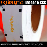 Autoadesivo termoresistente della prova stampabile RFID di temperamento di frequenza ultraelevata
