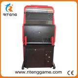 Máquina de juego de fichas de la cabina de la arcada para la venta