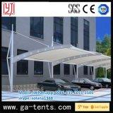 Permanentes Structrue Autoparkplatz-Zelt 5*6m für jede Bucht für 2 Autos