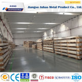 Chapa de aço inoxidável a mais barata fornecida direta 301 do preço AISI 304L da fábrica 302 303 304 316 316L 310 321 inoxidáveis