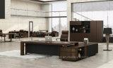 Aparência moderna Tipo de chefe de madeira Mesa de escritório executivo (HF-JL40601)