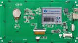 module du TFT LCD 7 '' 800*480 avec l'écran tactile résistif (P80480V70C_T07)