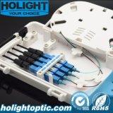 1-4 coffret d'extrémité extérieur de fibre optique de faisceau