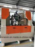 Perforación del CNC de las pistas del eje 3 de la velocidad 5 y escoba de acolchonamiento que hacen la máquina/la máquina del cepillo de limpieza (2 que perforan y 1 que empenacha)