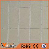 Los paneles de pared exterior decorativos resistentes de la tarjeta del cemento de la fibra del fuego y de agua