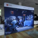 Cabine portátil modular flexível feita sob encomenda da feira profissional da exposição para a mostra da roupa