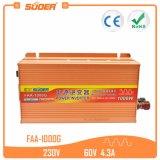 Suoer 1000W 60V DCの交流電力インバーター(FAA-1000G)
