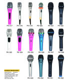 Mode Design Mixer Microphone TV avec chansons originales Vocal on / off Function Hot Sales