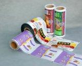 Type à grande vitesse machine de 6 de couleurs de qualité de constructeur de papier ci de roulis d'impression de Flexo