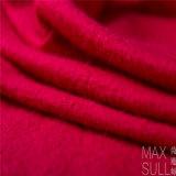 Nove generi di colori delle lane/del tessuto di nylon nel colore rosso