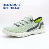 Ботинки ботинок спортов Flyknit самых последних людей способа гуляя подгоняют оптом (MB9018)
