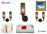 램프가 실내 LED 벽 고전적인 빛에 의하여 LED 점화한다