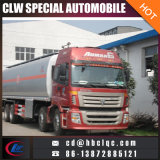 Camion diesel del trasporto del camion di distribuzione di combustibile di Foton Auman 8X4 36m3