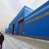 De Bouw van de Structuur van het Staal van de grote Spanwijdte van Qingdao, China