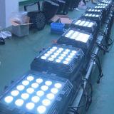 Lampada esterna poco costosa di PARITÀ dell'indicatore luminoso LED della fase della Cina 20X10W DMX