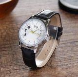 Men's Quartzスポーツのステンレス鋼の方法女性腕時計
