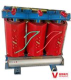 Scb11-800kVAの三相乾式の変圧器