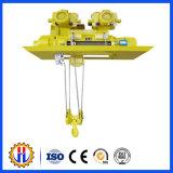 중국 공장에서 5 톤/1.5 톤 전기 체인 호이스트