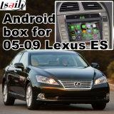 Поверхностью стыка автомобиля видео- для Lexus 2005-2009 будет Es Rx GS Ls, Android задий навигации и панорама 360 опционный