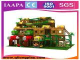 Área de juego de interior del tema de la selva del patio (QL-1111A)