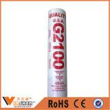 O silicone G2100 neutro é um vedador de cura rápido do silicone de One-Componet